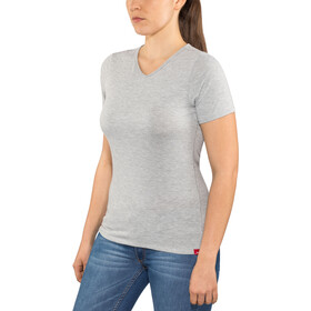 Giro Mobility T-Shirt V-Neck Damen ice flow